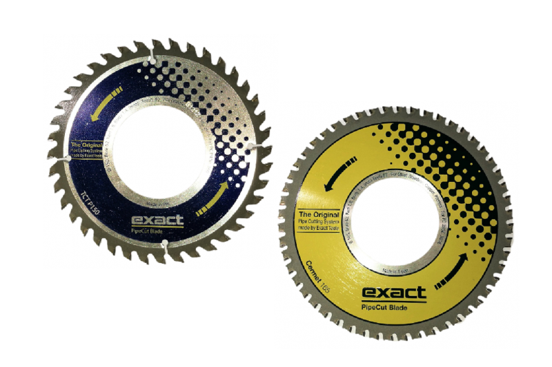 Exact Pipesaw Blades