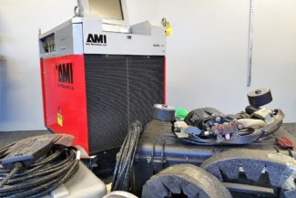 AMI AVC/OSC Model 15 Pipe Welding System - SOLD