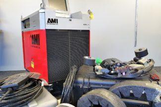 AMI AVC/OSC Model 15 Pipe Welding System